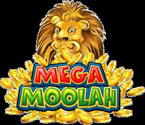 Mega Moolah jackpot at Cashmio Casino!