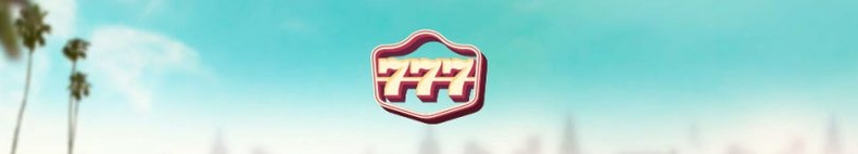 777 casino - an online casino with a retro Vegas style!